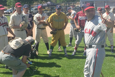 Old Time Baseball Game an all-time classic - The Boston Globe